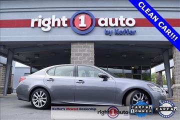 2014 Lexus GS 350 for sale in Huntersville, NC
