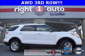 2014 Ford Explorer for sale in Huntersville, NC