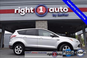 2014 Ford Escape for sale in Huntersville, NC