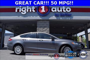 2014 Ford Fusion Hybrid for sale in Huntersville, NC
