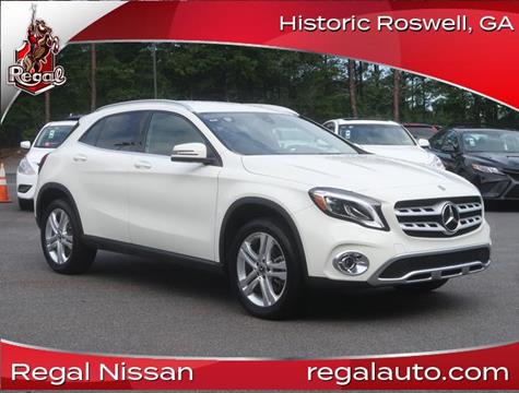 2018 Mercedes-Benz GLA for sale in Roswell, GA