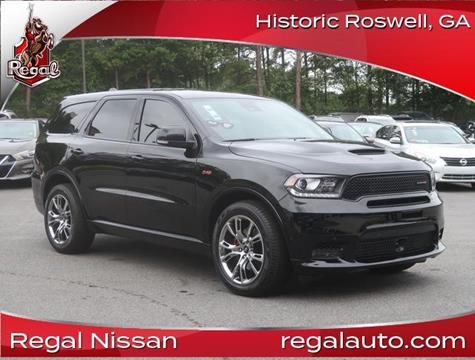 2019 Dodge Durango for sale in Roswell, GA