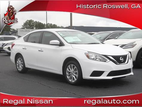 2019 Nissan Sentra for sale in Roswell, GA