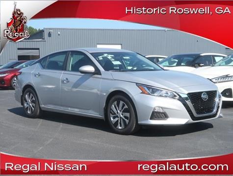 2020 Nissan Altima for sale in Roswell, GA