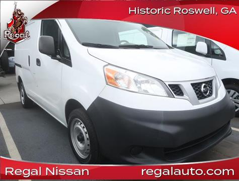 2015 Nissan NV200 for sale in Roswell, GA