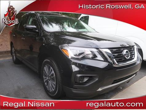 2019 Nissan Pathfinder for sale in Roswell, GA