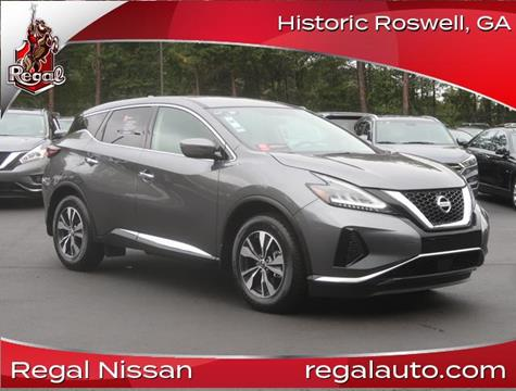 2019 Nissan Murano for sale in Roswell, GA