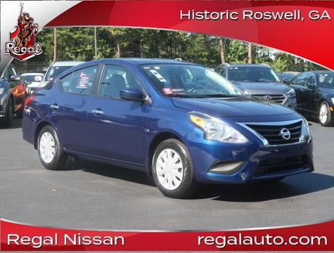2019 Nissan Versa for sale in Roswell, GA