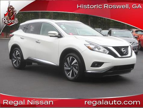 2018 Nissan Murano for sale in Roswell, GA