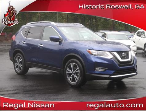 2019 Nissan Rogue for sale in Roswell, GA