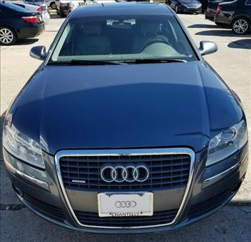2007 Audi A8 L for sale in Houston, TX
