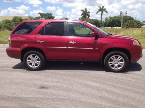 2006 Acura MDX for sale in Pompano Beach, FL