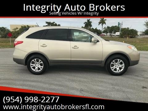 2008 Hyundai Veracruz for sale in Pompano Beach, FL