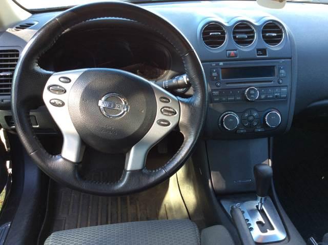 2008 Nissan Altima 2.5 S 2dr Coupe CVT - New Brunswick NJ