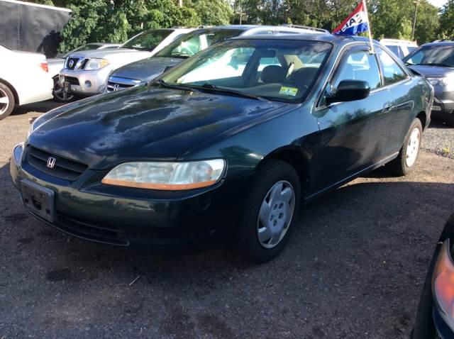 2000 Honda Accord LX V6 2dr Coupe - New Brunswick NJ