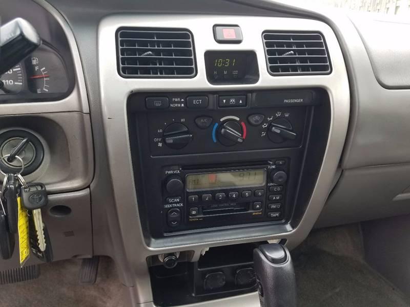 2002 Toyota 4Runner SR5 4WD 4dr SUV - New Brunswick NJ