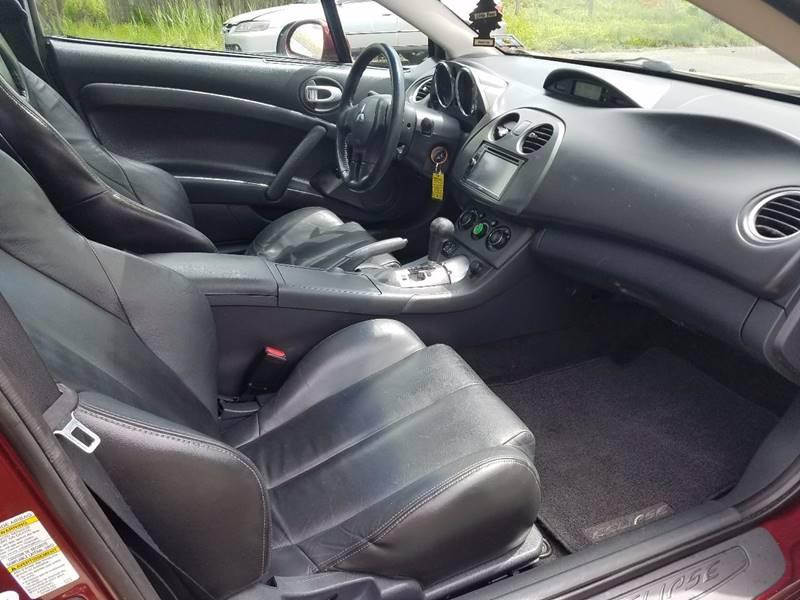 2006 Mitsubishi Eclipse GT 2dr Hatchback w/Automatic - New Brunswick NJ