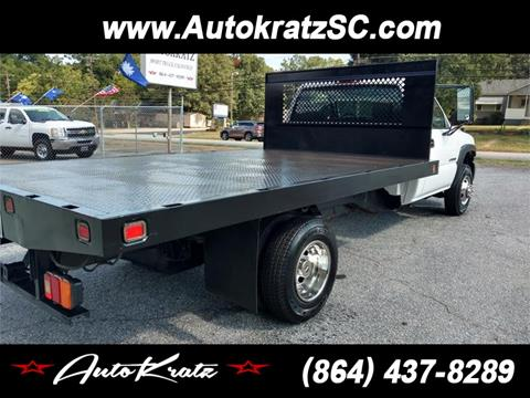 2006 GMC Sierra 3500 for sale in Anderson SC