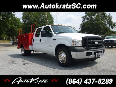 2006 Ford F-350 for sale in Anderson SC  sc 1 st  Cars For Sale & Used Diesel Trucks For Sale in Simi Valley CA - Carsforsale.com markmcfarlin.com
