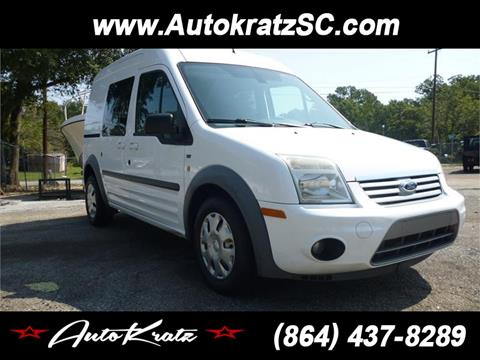 2013 Ford Transit Connect for sale in Anderson, SC