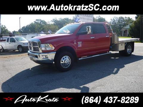 2012 RAM Ram Chassis 3500 for sale in Anderson SC