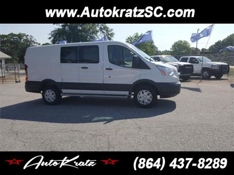 2016 Ford Transit Cargo for sale in Anderson SC