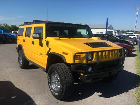 2005 HUMMER H2 for sale at Chads Auto Center in Oologah OK