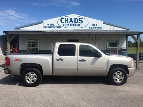 2008 Chevrolet Silverado 1500 for sale at Chads Auto Center in Oologah OK