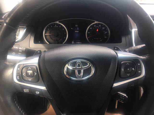 2015 Toyota Camry for sale at Chads Auto Center in Oologah OK