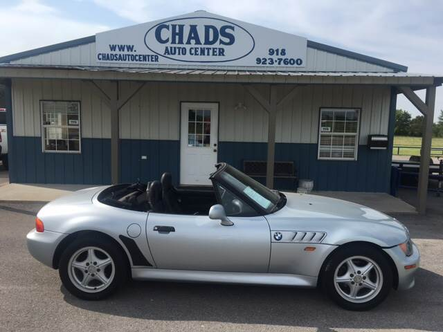 1996 BMW Z3 for sale at Chads Auto Center in Oologah OK