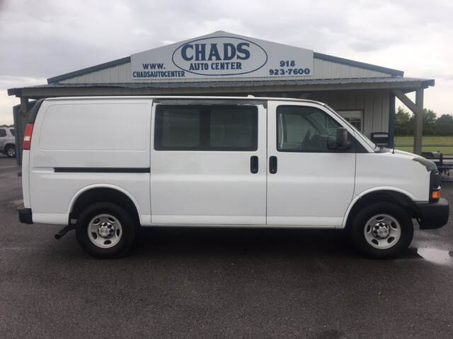 2010 Chevrolet Express Cargo for sale at Chads Auto Center in Oologah OK