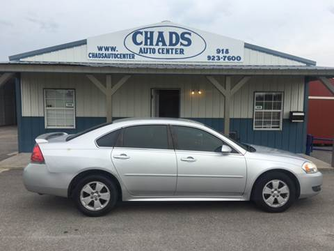 2010 Chevrolet Impala for sale at Chads Auto Center in Oologah OK