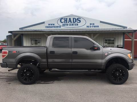 2010 Ford F-150 for sale at Chads Auto Center in Oologah OK
