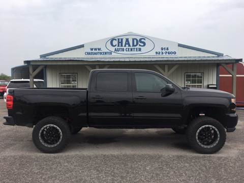 2016 Chevrolet Silverado 1500 for sale at Chads Auto Center in Oologah OK