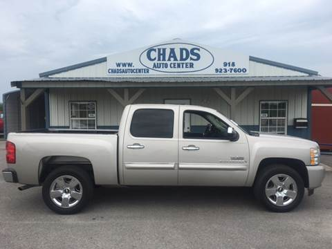 2009 Chevrolet Silverado 1500 for sale at Chads Auto Center in Oologah OK
