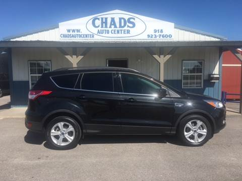 2015 Ford Escape for sale in Oologah, OK