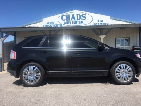 2010 Ford Edge for sale in Oologah, OK