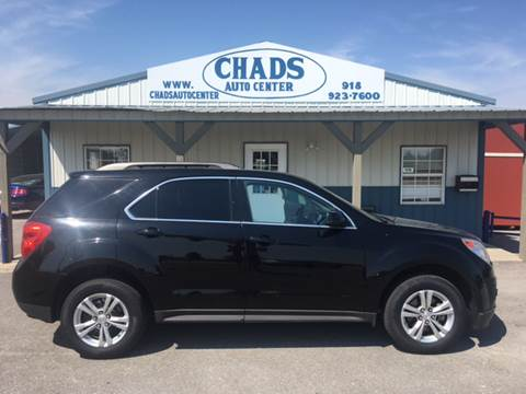 2013 Chevrolet Equinox for sale at Chads Auto Center in Oologah OK