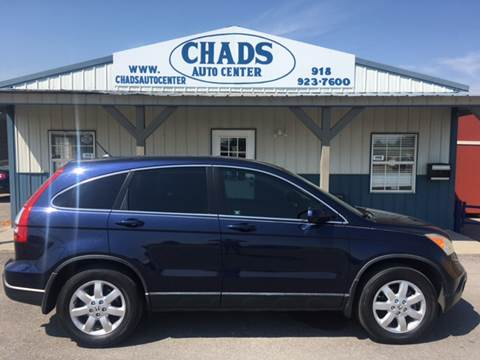 2009 Honda CR-V for sale at Chads Auto Center in Oologah OK
