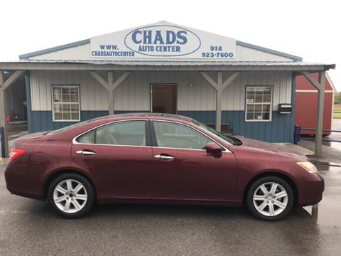2008 Lexus ES 350 for sale at Chads Auto Center in Oologah OK