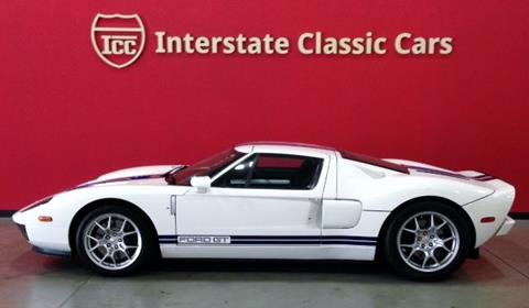 2005 Ford GT for sale in Dallas TX