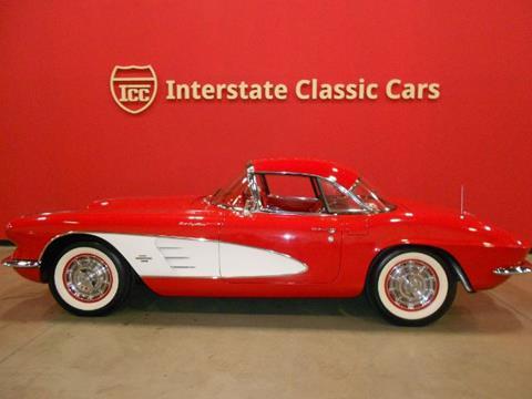 1961 Chevrolet Corvette Fuel-Injected for sale in Dallas TX