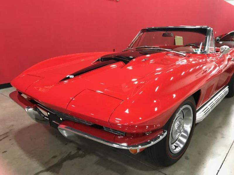 1967 Chevrolet Corvette L36 427/390hp In Dallas TX - INTERSTATE ...