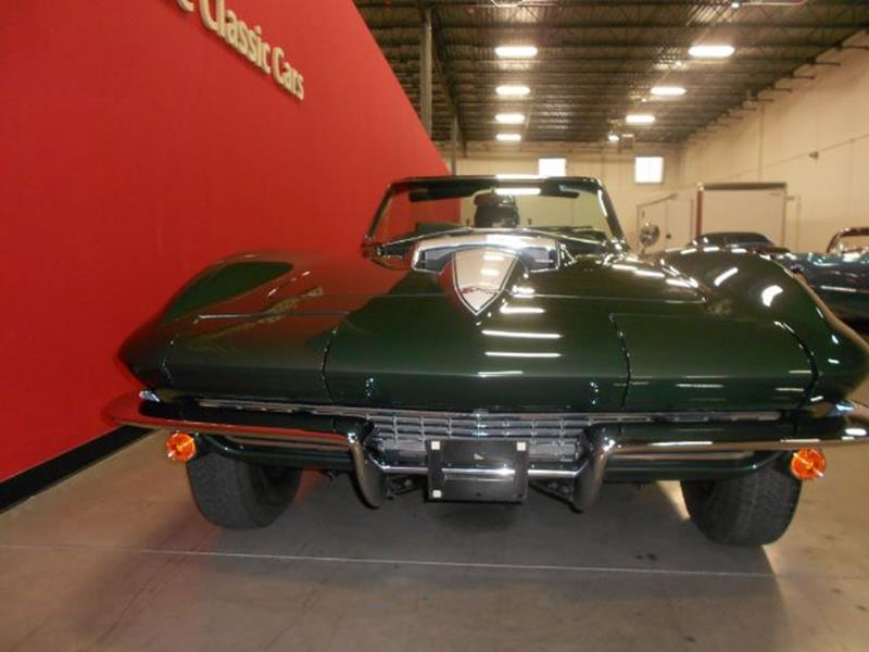 1967 Chevrolet Corvette L71 427/435hp In Dallas TX - INTERSTATE ...