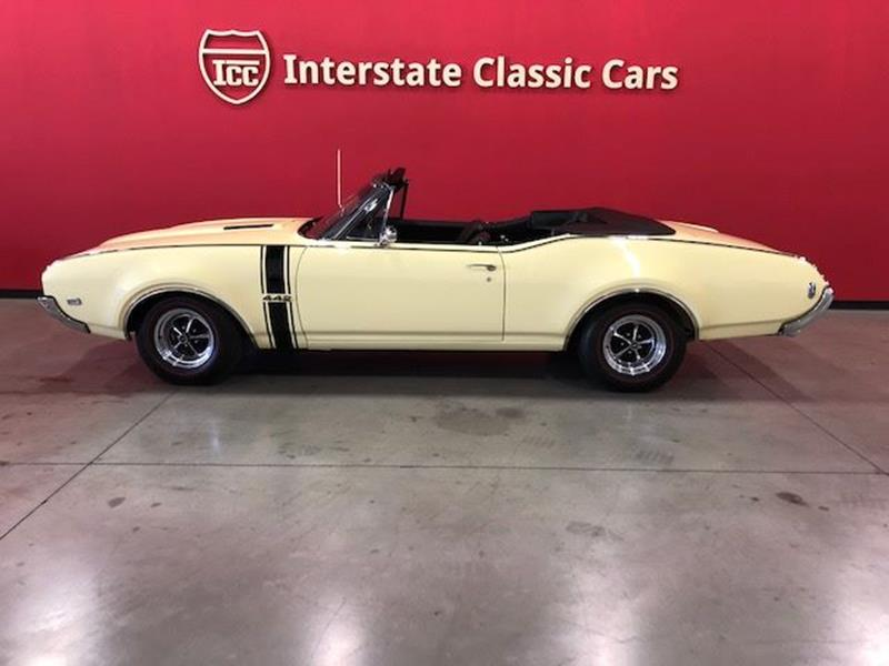 1968 Oldsmobile 442 In Dallas TX - INTERSTATE CLASSIC CARS LLC
