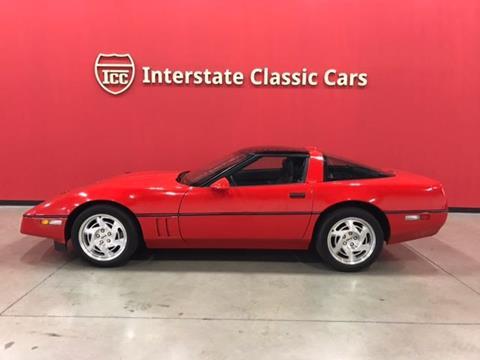 1990 Chevrolet Corvette for sale in Dallas, TX