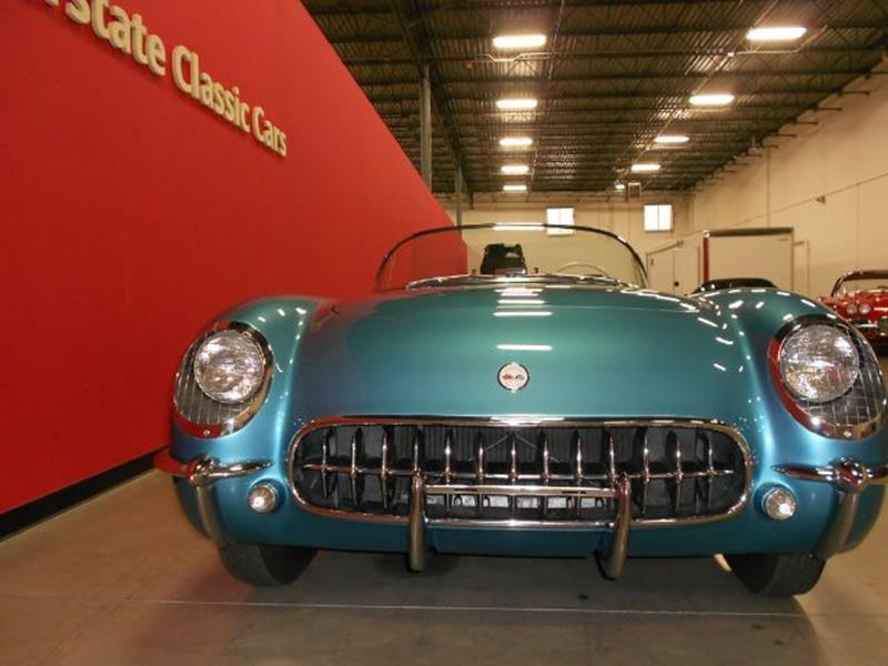 1954 Chevrolet Corvette In Dallas TX - INTERSTATE CLASSIC CARS LLC