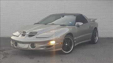 2002 Pontiac Firebird for sale in Dallas, TX