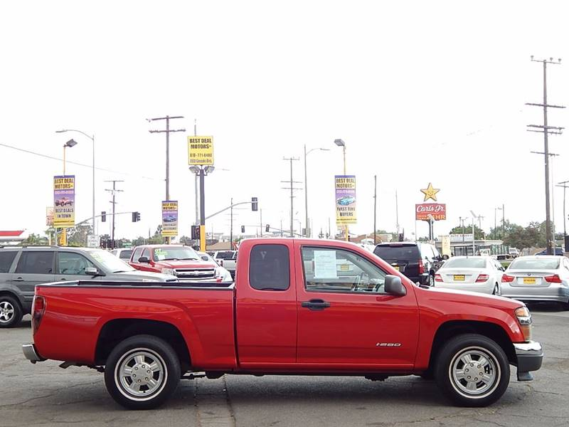 2006 Isuzu i-Series for sale at BEST DEAL MOTORS INC. CARS AND TRUCKS FOR SALE in North Hollywood , Los Angeles CA