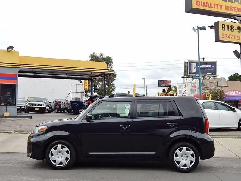 2012 Scion xB for sale at BEST DEAL MOTORS INC. CARS AND TRUCKS FOR SALE in North Hollywood , Los Angeles CA
